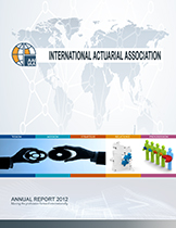 Annual Report 2012 - Moving the profession forward internationally