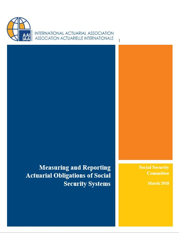 Measuring and Reporting Actuarial Obligations of Social Security Systems